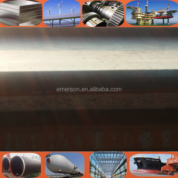 Hot rolled high strength mild12mm thick structural steel plate sheet
