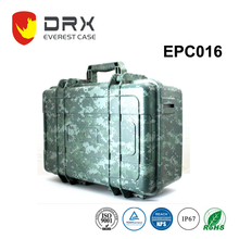 Plastic Equipment Case Military Gun Case High Safety ABS Box