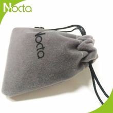 Shenzhen factory microfiber drawstring glasses bags