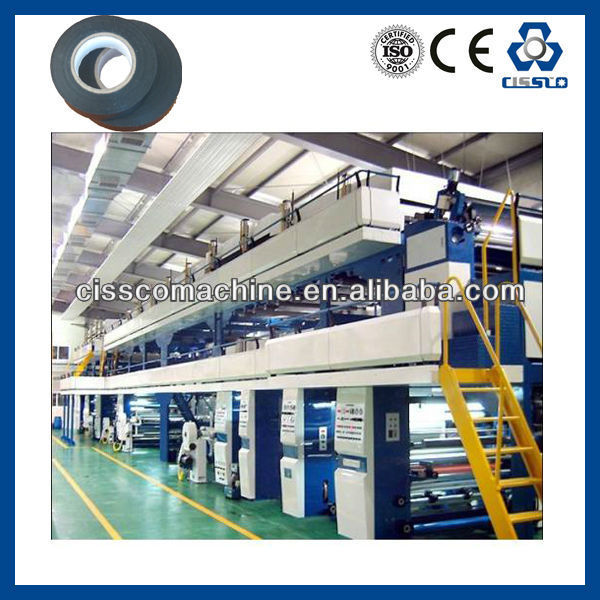 TB Series Thermal Paper Coating Machine,PAPER COATING MACHINE /TAPE MACHINE,LVJOE label paper coating machine