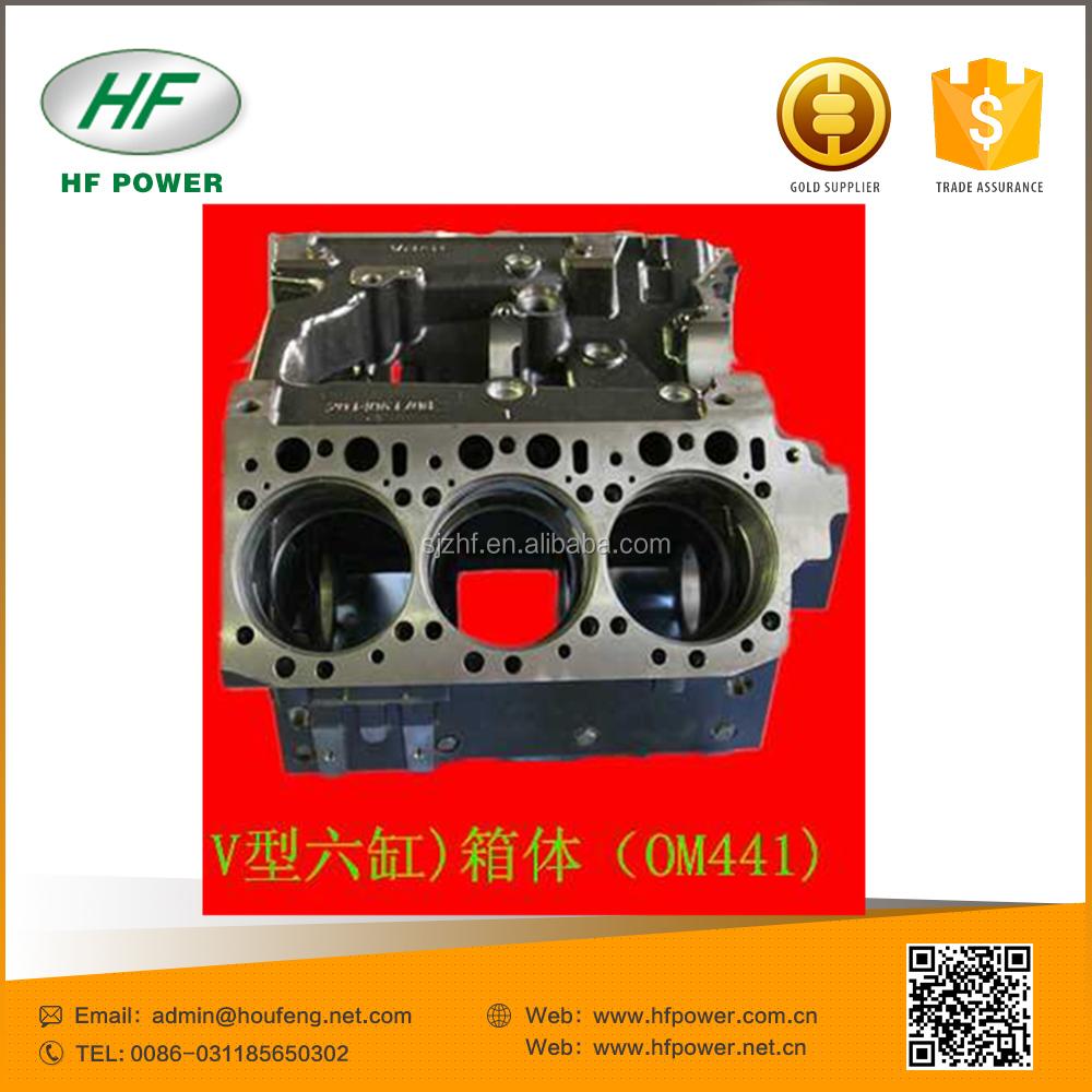 Mercedes benz spare parts om441 cylinder block v6 buy for Spare parts mercedes benz