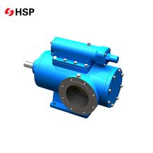 hot sale electric oil transfer screw pump use for diesel
