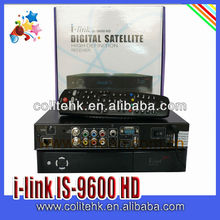 Ilink 9800 i-Link IS 9600HD PVR Recording FTA Satellite Receiver ilink 9600 hd