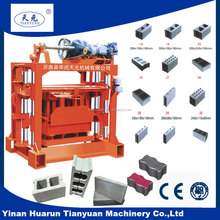 block making machine suppliers in south africa QTJ40B2 Concrete block making machine suppliers