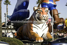 2013 Hot-Selling Giant inflatable inflatable tiger for decoration/advertisment