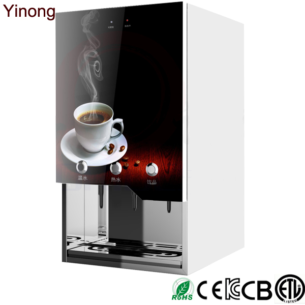 China Manufacturer Instant Coffee Powder Vending Machine