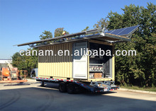 CANAM- Modular Prefab luxury container house/Container Living Villa