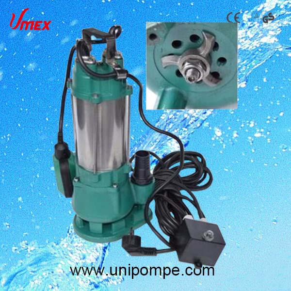 Top quality submersible water pump 1hp