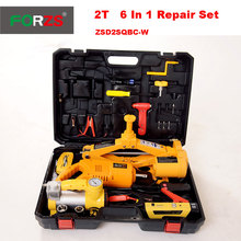 Hydraulic pump repair kit advanced tire sealant with inflator ac/dc electric air