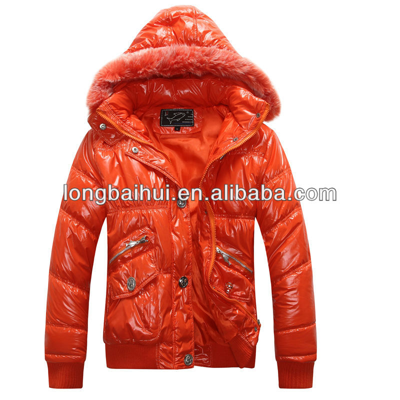 Fashion stylish women winter jacket stock clearance sale