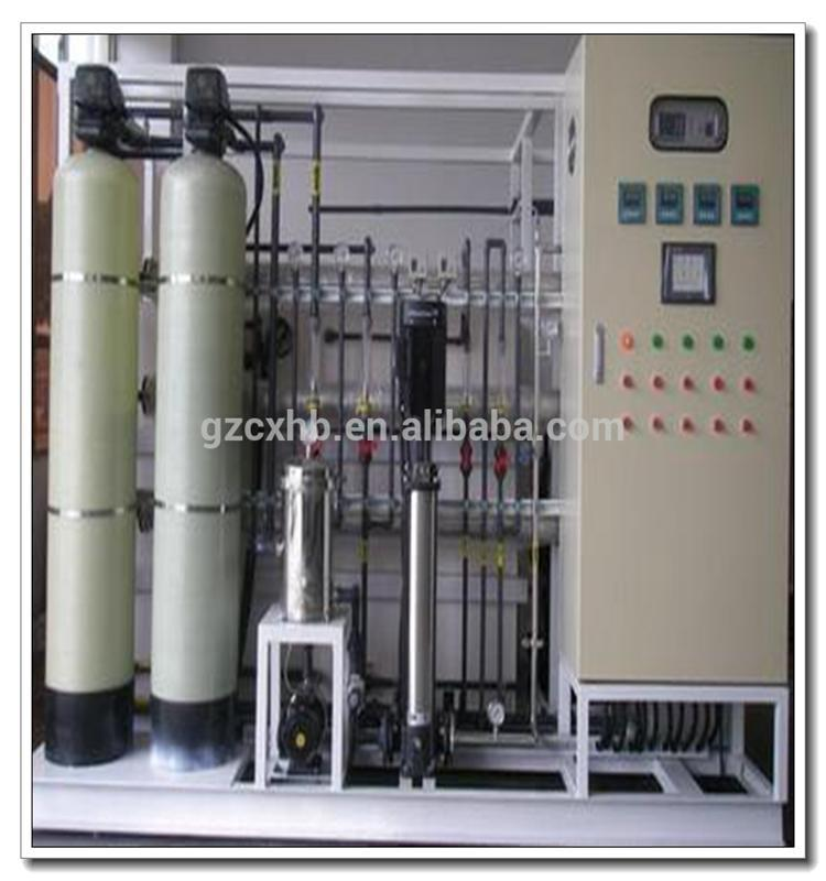 Industry Ground Water Desalination Reverse Osmosis System