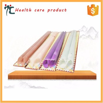 Free Sample Wholesale Ear Candles Nature To Remove Earwax
