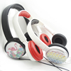 Custom made computer accessories headphone, super bass stereo headset