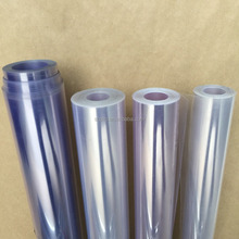 Thermoforming super clear PVC hard film normal non sticky