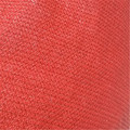 Red Polyethylene sun shade mesh net cloth with promotional price