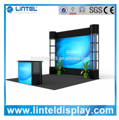 tradeshow booth,display booth