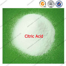 Anhydrous and monohydrate citric acid importers