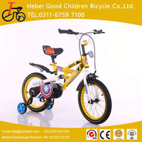 "New products top quality 2016 Factory supply 12"" 16"" 20""kids bicycle / children bike / wholesale kids bike"