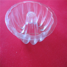 Customized clear hardware blister pack tray