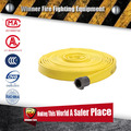 "High quality working pressure 1"" fire fighting hose with rubber"