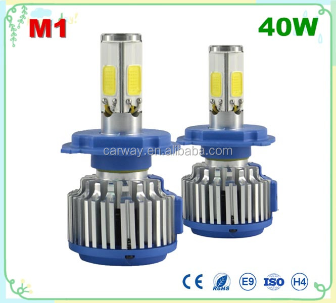 led head light bulb 3000 lumen led bulb light led head lamp led headlight for car