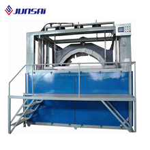 Hot sale plastic PVC ghost mask blister forming machine for Halloween