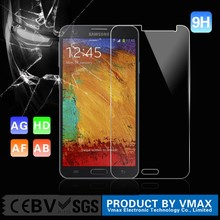 Trade Assurance 0.2mm / 0.26mm / 0.33mm 9H Cell Phone accessories for Samsung note 3 tempered glass screen protector