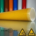 Solvent Resistant Reflective Plastic Material for Working Zone, RS-HI9300 Series