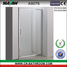 portable shower screen, compact China shower enclosure A9076