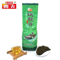 Chinese Famous Oolong Loose Tea AnXi Tie Guan Yin Tea in Vacuum Packing