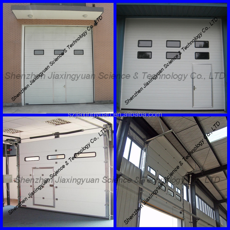 Automatic Safely Industrial Fast Door