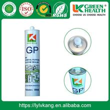 General Purpose High Class Wet Area Acidic Silicone Sealant
