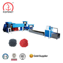 New Design recycle plastic granules making machine price