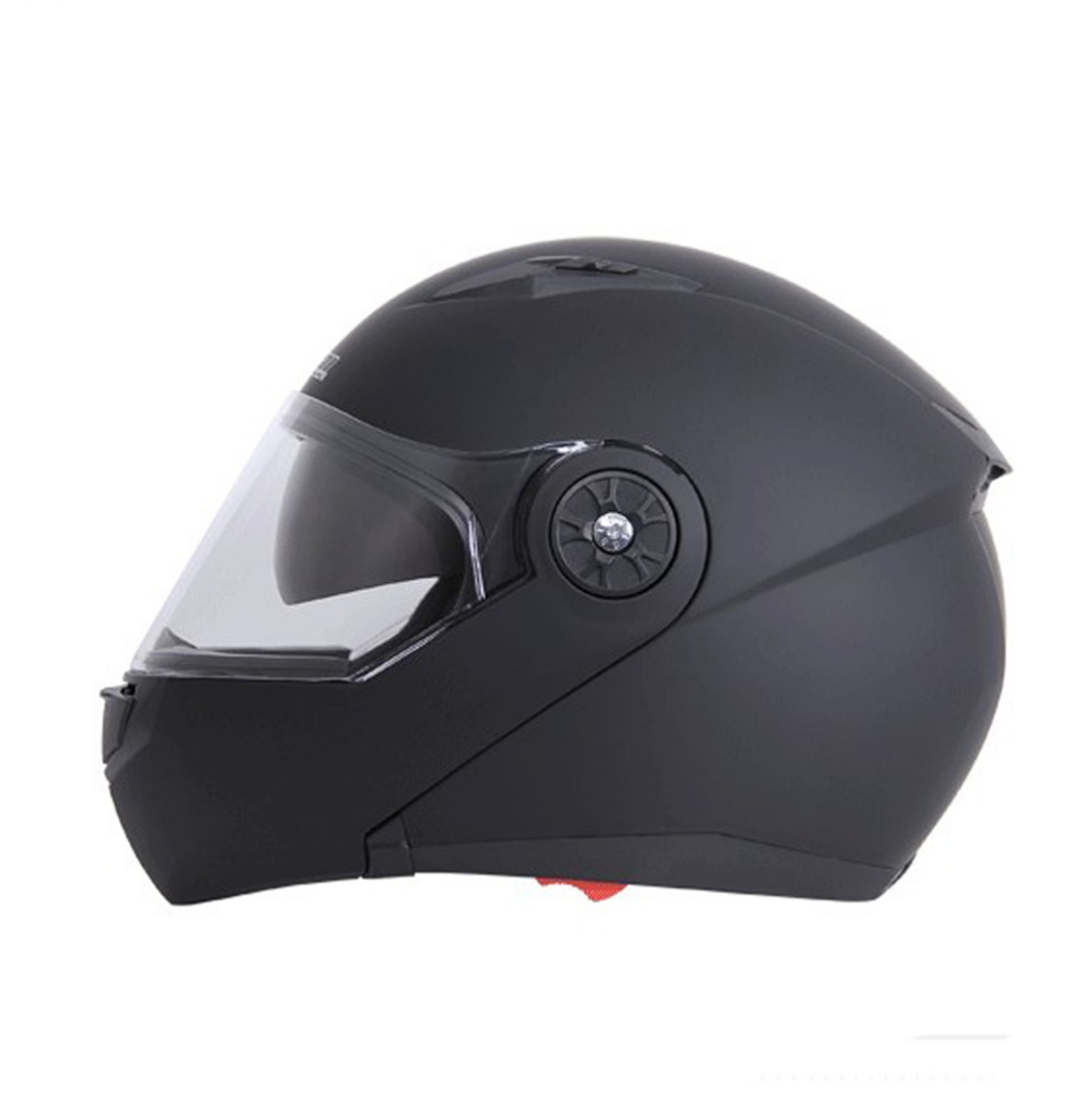 China Helmets Factory Hot Sale DOT Approved Double Visors Full Face Motorcycle Helmet Jiekai JK115