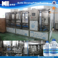 Active oxygen water filling machine for 5L bottle