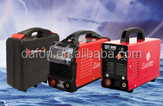 small portable MMA/ARC-140/160/180/200 DC inverter soldering and welder machine