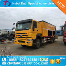 6x4 Sinotruck Asphalt Truck for Asphalt Microsurfacing