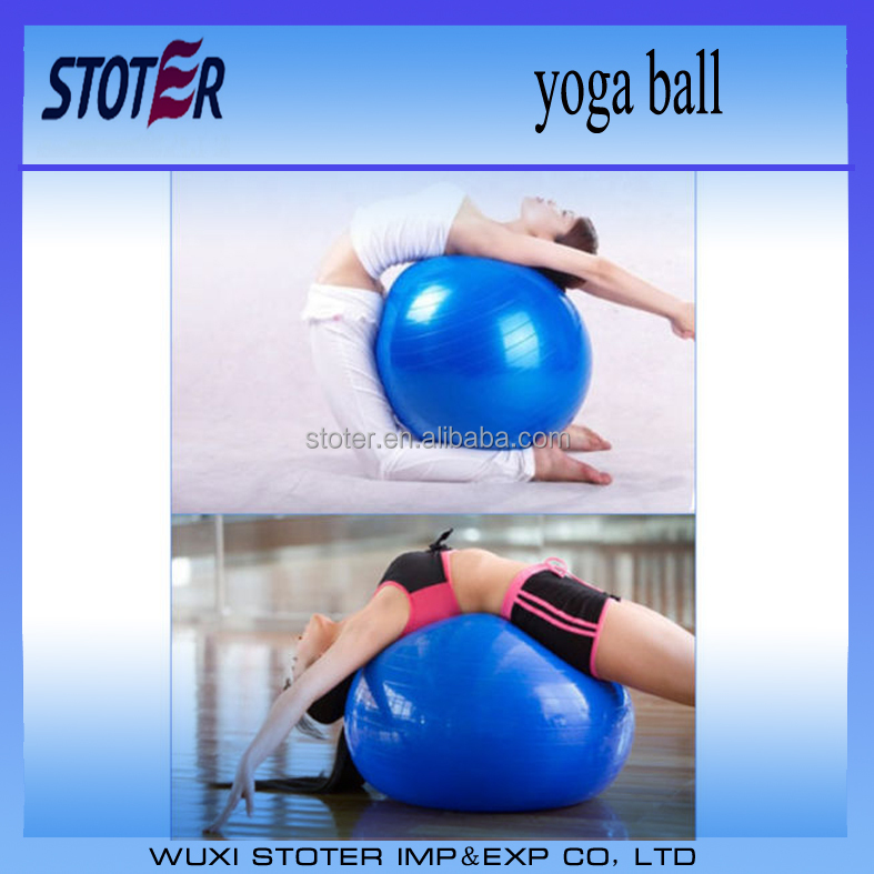 45cm Yoga balls/gym ball/ fitness ball for sale
