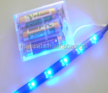 Good quality 12V/24v 12v rechargeable battery led strip