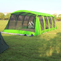 Perfect for Large Groups / Big Family Trips Use 8x3.2 Inflatable Outdoor Party Tent