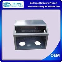 Qualified galvanized sheet metal manual folding machine spare parts