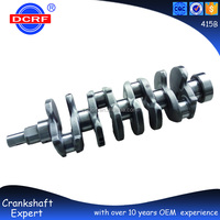 Cast Cranks for Toyota Corolla 4AFE, 3SGTE, 2E Engine Crankshaft