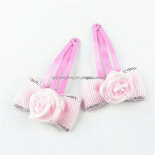 hair clips for professional E-856 hair clip fascinator with feather