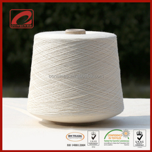 Cotton Wool blended dyed superfine cotton yarn for socks and gloves