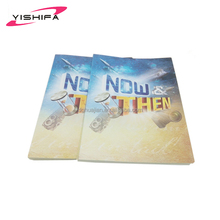 wholesale new customize design colorful display pocket pp clear book expanding plastic file folder with good prices