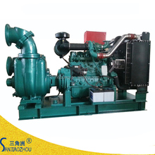 3 inch flow 80 m3/h lift head 35m diesel engine driven self priming pumps manufacturer