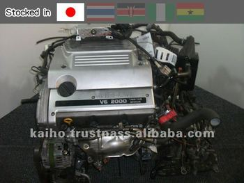Used car parts Nissan VQ20-DE