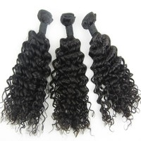 Direct Factory best quality kinky curly micro loop hair extension