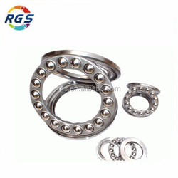 Large stock thrust ball bearings 51304 ball bearing size chart