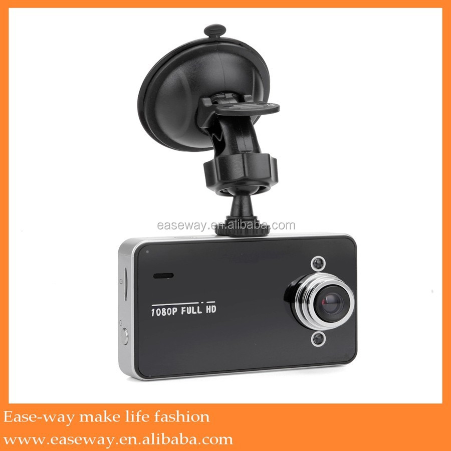 K6000 3g gps mdvr for bus with video counter, 2.4 inch screen car camera dvr video recorder